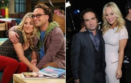 Photo : 14 famous couples who were forced to work together after they broke up