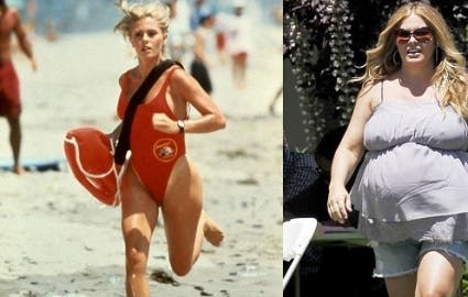 Photo : What do the 23 actors from the series Baywatch look like 28 years later?