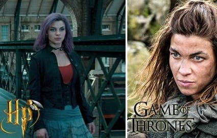 "Photo : 12 actors and actresses who were in Harry Potter and also ""Game of Thrones""!"