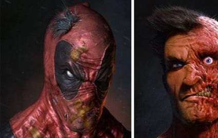 Photo :  13 completely realistic illustrations of Marvel and DC Comics heroes