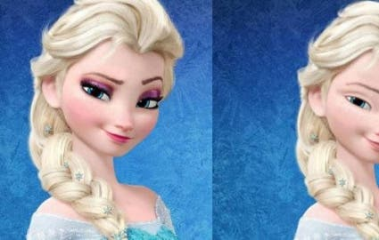 Photo : 8 Disney princesses imagined without any makeup!