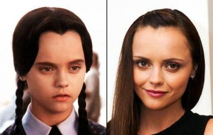 Photo : What do the 8 actors from The Addams Family look like 25 years later?
