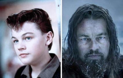 Photo : 31 transformations of actors from their very first film to their latest!