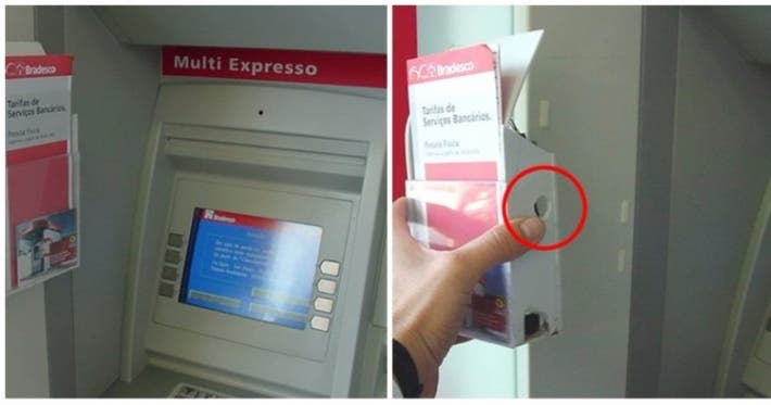 Photo : 10 super-sneaky ATM scams that you're unlikely to notice