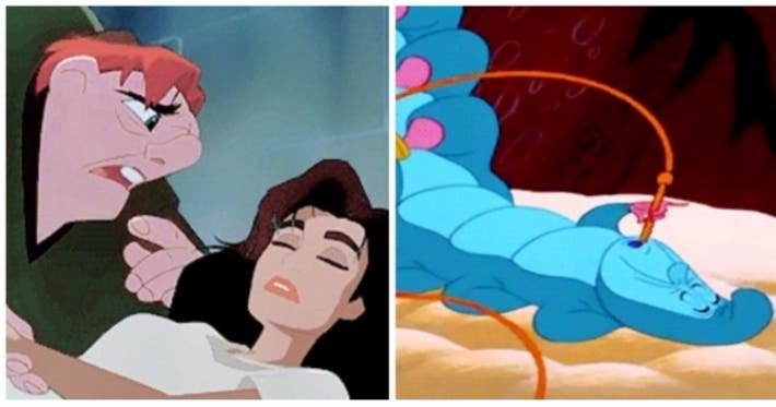 Photo : 9 classic Disney movies that taught us terrible life lessons