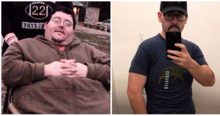 Photo : 20 inspiring people who were determined to shed their excess weight