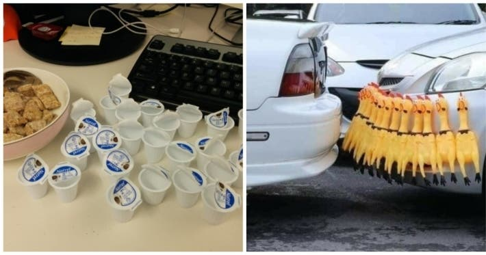 Photo : 16 people who took resourcefulness to a whole new level