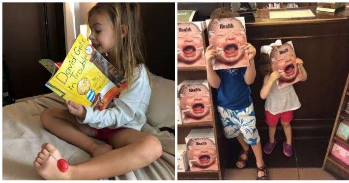 Photo : 16 photos that show kids at their creative best