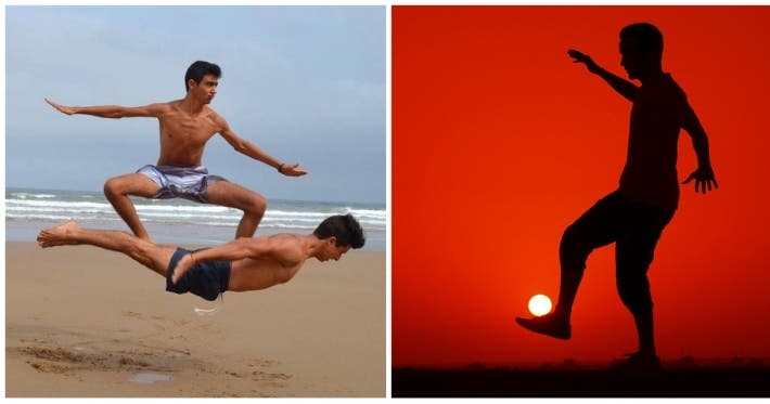 Photo : 25 perfectly timed amateur photos