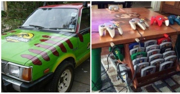 Photo : 13 cool creations that geeks among you will love