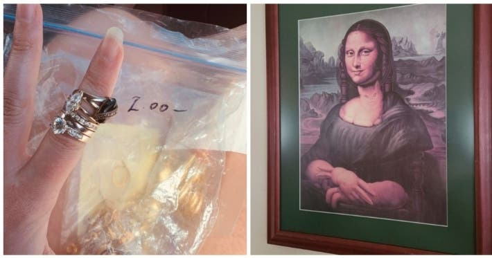 Photo : 20 surprise bargains found in flea markets and thrift stores