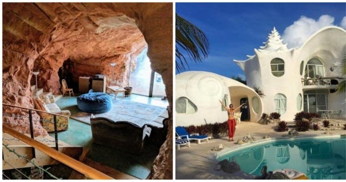 Photo : 20 people who managed to find a dream vacation rental