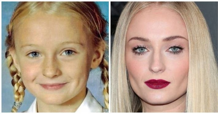 Illustration de l'article : 15 celebrities who haven't changed much since they were kids